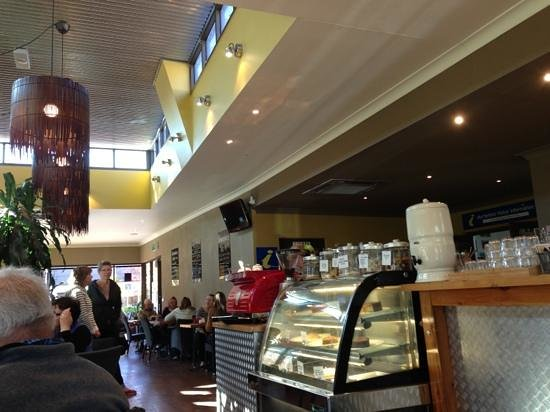 Myrtleford, Australia: alpine gate cafe