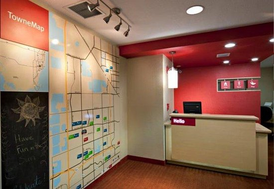 TownePlace Suites Miami Airport West / Doral Area: TowneMap