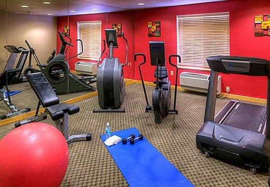 TownePlace Suites Denver Tech Center: Fitness Center