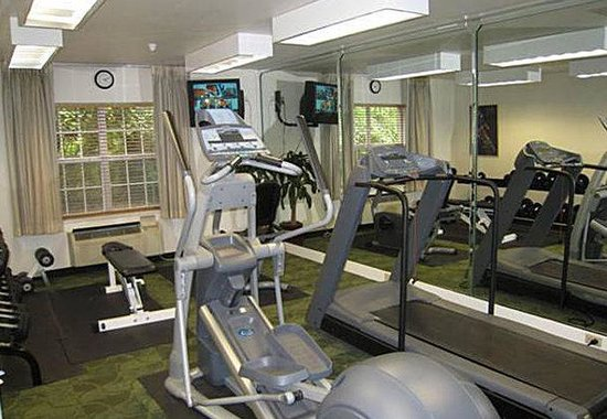 TownePlace Suites Baton Rouge South: Fitness Center