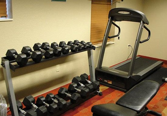 TownePlace Suites Sterling Dulles North: Fitness Center - Free Weights