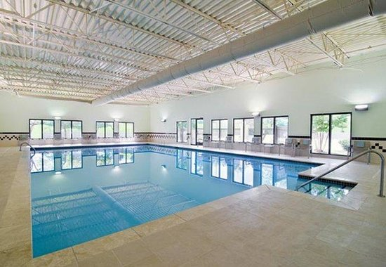 SpringHill Suites Nashville Airport: Indoor Pool