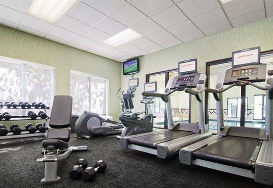 SpringHill Suites Nashville Airport: Fitness Center