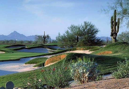 Marriott&#39;s Canyon Villas at Desert Ridge: Wildfire Golf Club