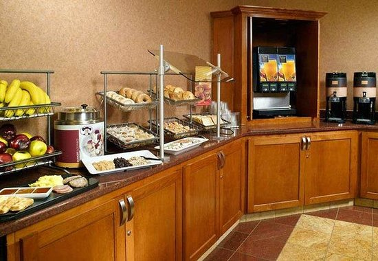 SpringHill Suites Atlanta Buckhead: Breakfast Buffet