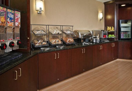 SpringHill Suites Raleigh-Durham Airport/Research Triangle Park: Breakfast Buffet