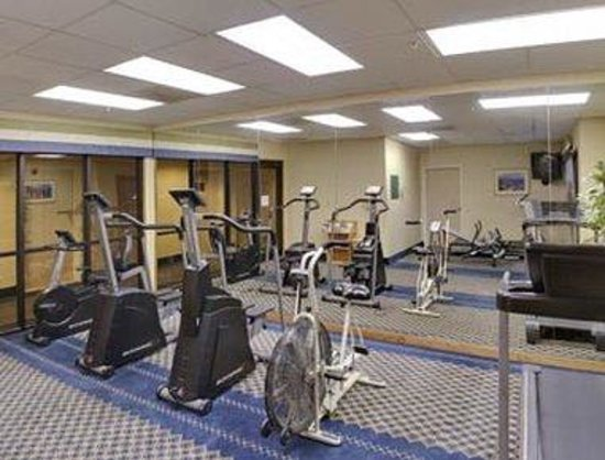 Aransas Pass, TX: Fitness Center