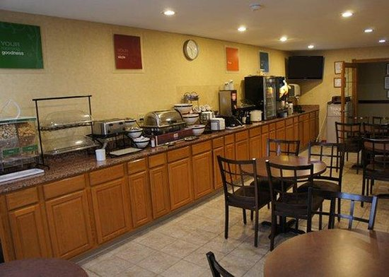 Fort Dodge, IA: breakfast area
