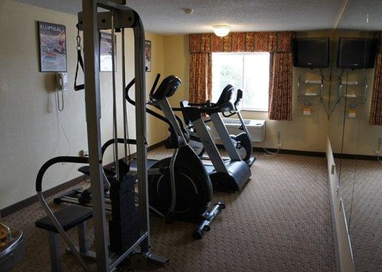 Fort Dodge, IA: fitness center