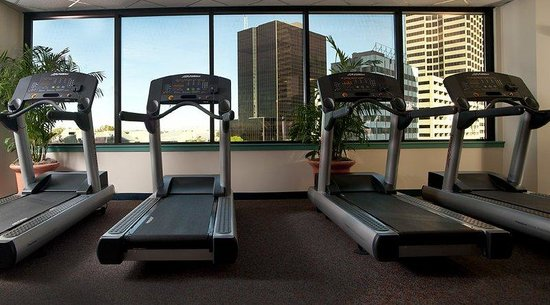 Crowne Plaza San Antonio Riverwalk: Fitness Center