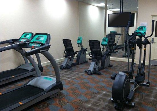 ‪‪Clarion Hotel Anaheim Resort‬: fitness center‬