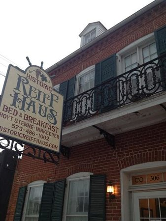 Reiff House Bed & Breakfast