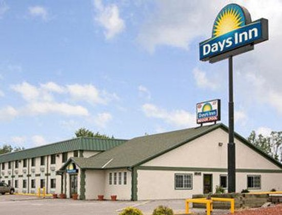 Days Inn - Des Moines Merle Hay: Welcome to the Days Inn Des Moines Merle Hay