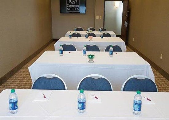 Comfort Suites Mattoon: conference room