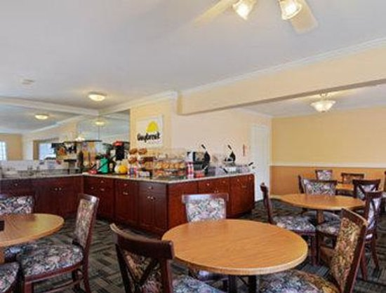 Days Inn Kent - Meeker St.: Breakfast Area
