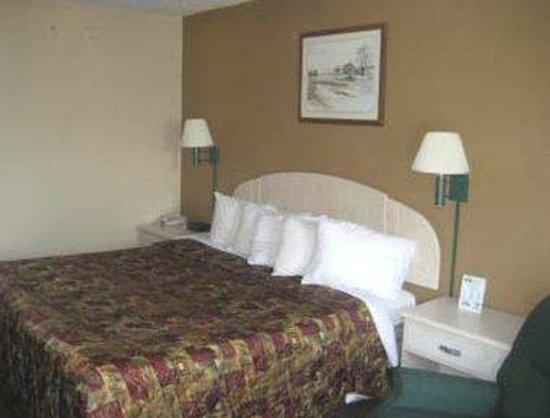 Days Inn Bradenton I-75: Guest Room