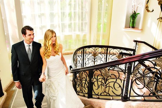 The Beverly Hills Hotel: Wedding4