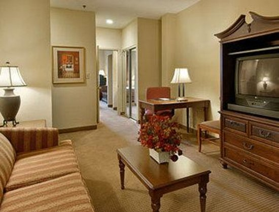 Inn at Ellis Square: Suite