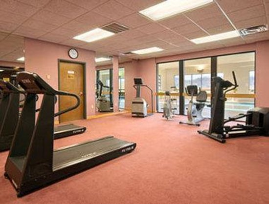Sutton, Wirginia Zachodnia: Fitness Center