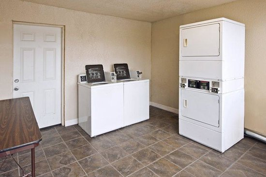 Garland, Teksas: Laundry Room