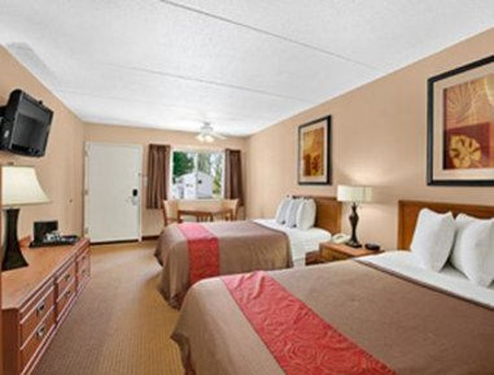 Days Inn Harrisburg North: Standard Two Double Bed Room