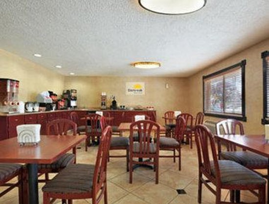 Days Inn West Albuquerque: Breakfast Area