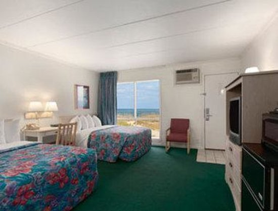 Days Inn & Suites Mariner: 2 Double Bedroom