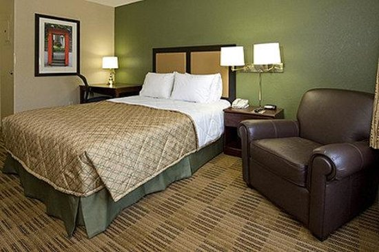 Extended Stay America-Houston-Med. Ctr-Reliant Pk-Fannin St-: Queen Studio
