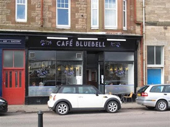 Campbeltown, UK: Cafe Bluebell