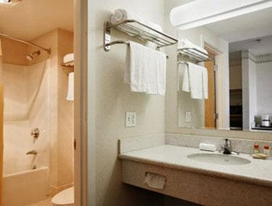 Days Hotel & Conference Center-Methuen: Bathroom