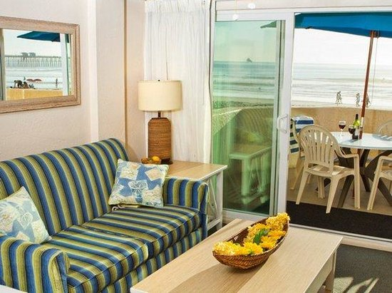 Southern California Beach Club: guest room