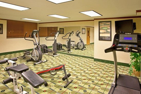 Holiday Inn Muskegon: Fitness Center