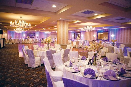 Eatontown, Νιού Τζέρσεϊ: Sterling Ballroom Wedding