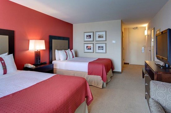 Holiday Inn Los Angeles International Airport: Two Double Bed Executive Room