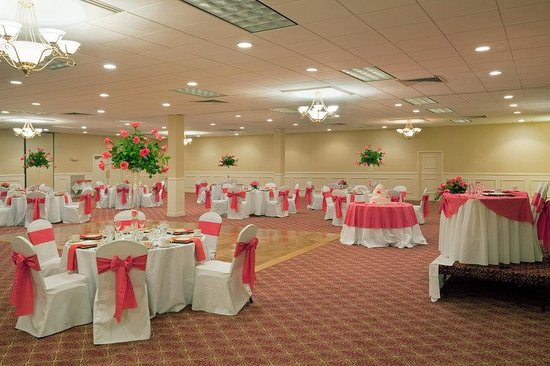 Holiday Inn Hotel & Suites Boston-Peabody: Ballroom