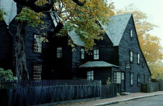 Holiday Inn Hotel & Suites Boston-Peabody: House of Seven Gables