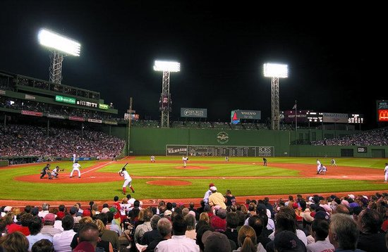 Holiday Inn Boston-Bunker Hill: Fenway Park