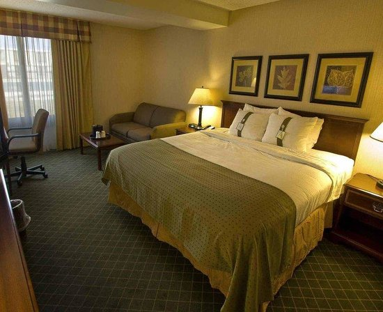 Holiday Inn Buffalo Downtown: Single Bed Guest Room