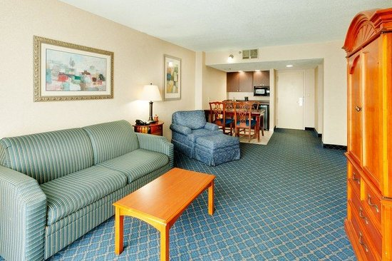Holiday Inn Buffalo Downtown: Suite