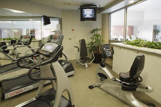 Holiday Inn Louisville East - Hurstbourne: WORK THE STRESS OFF