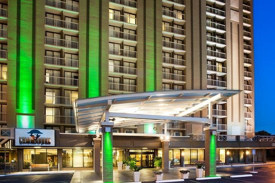 Holiday Inn Nashville-Vanderbilt (Downtown) : Welcome to the Holiday Inn Vanderbilt 