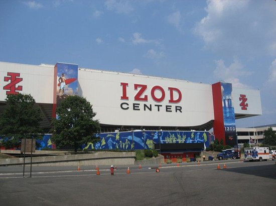 Izod Center-Holiday Inn Meadowlands Hasbrouck Heights,
