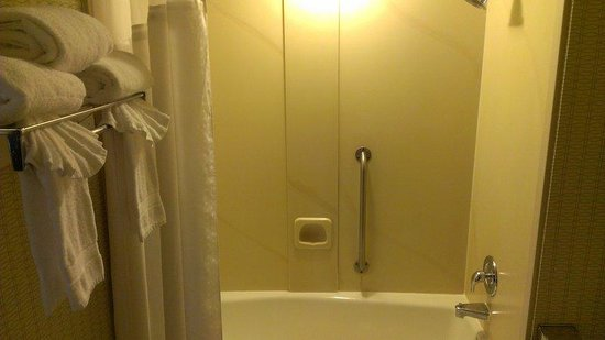Holiday Inn San Clemente: Guest Bathroom
