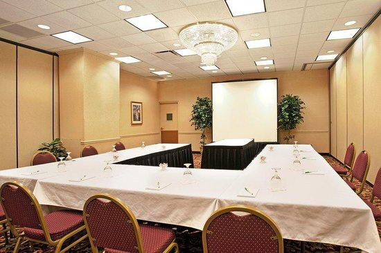 Holiday Inn Chicago Downtown: U-Shape Meeting Room