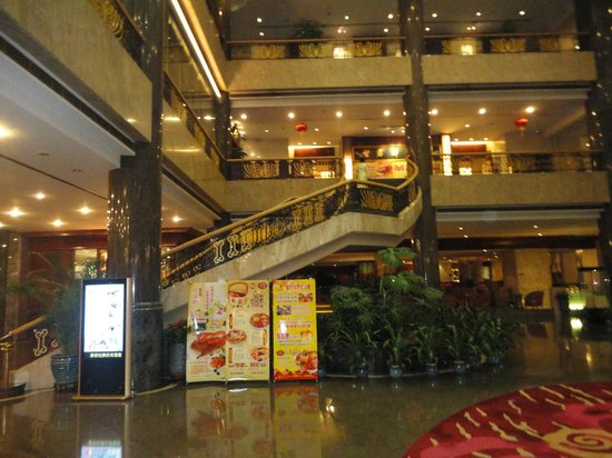 New Century Hotel: Lobby