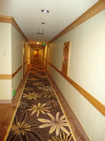 New Century Hotel: Corridor
