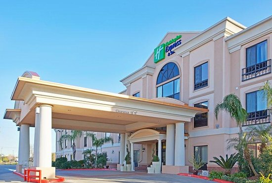 Holiday Inn Express Houston East: Your oasis during visits to the Jacinto Port Terminals
