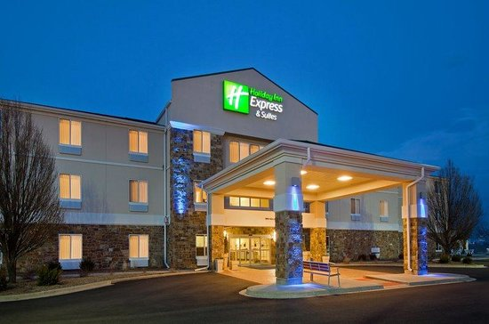Holiday Inn Express Hotels And Suites Pekin: Holiday Inn Express Pekin 