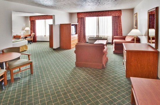 Holiday Inn Express Omaha West: Suite
