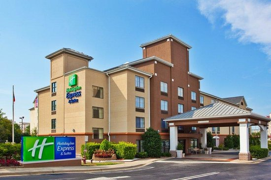 Holiday Inn Express Charlotte - Concord / I-85照片